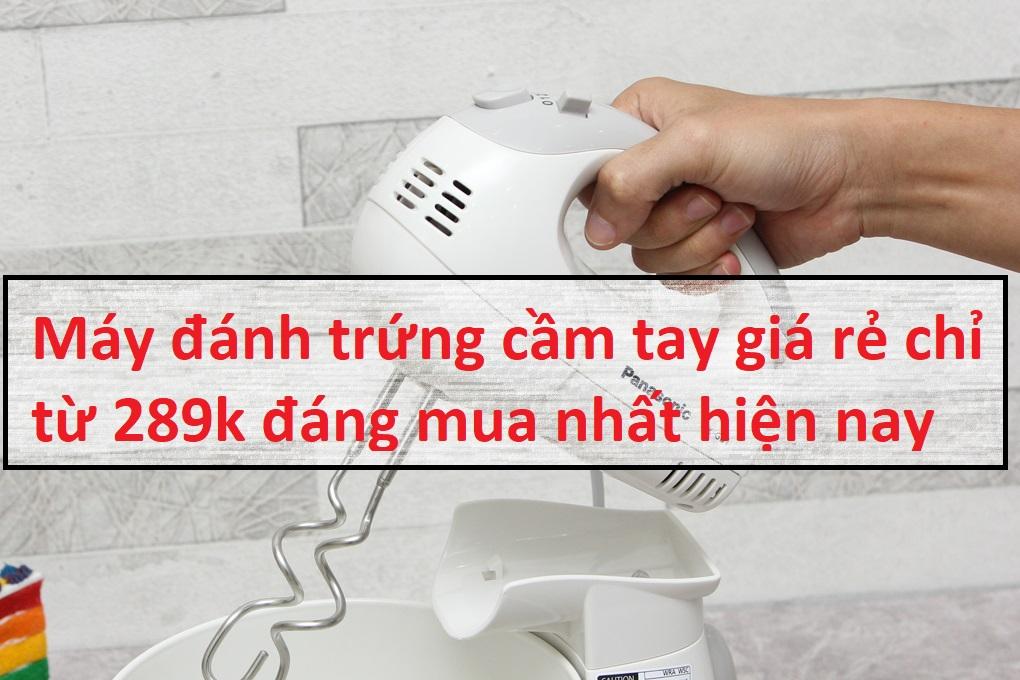 máy đánh trứng cầm tay giá rẻ