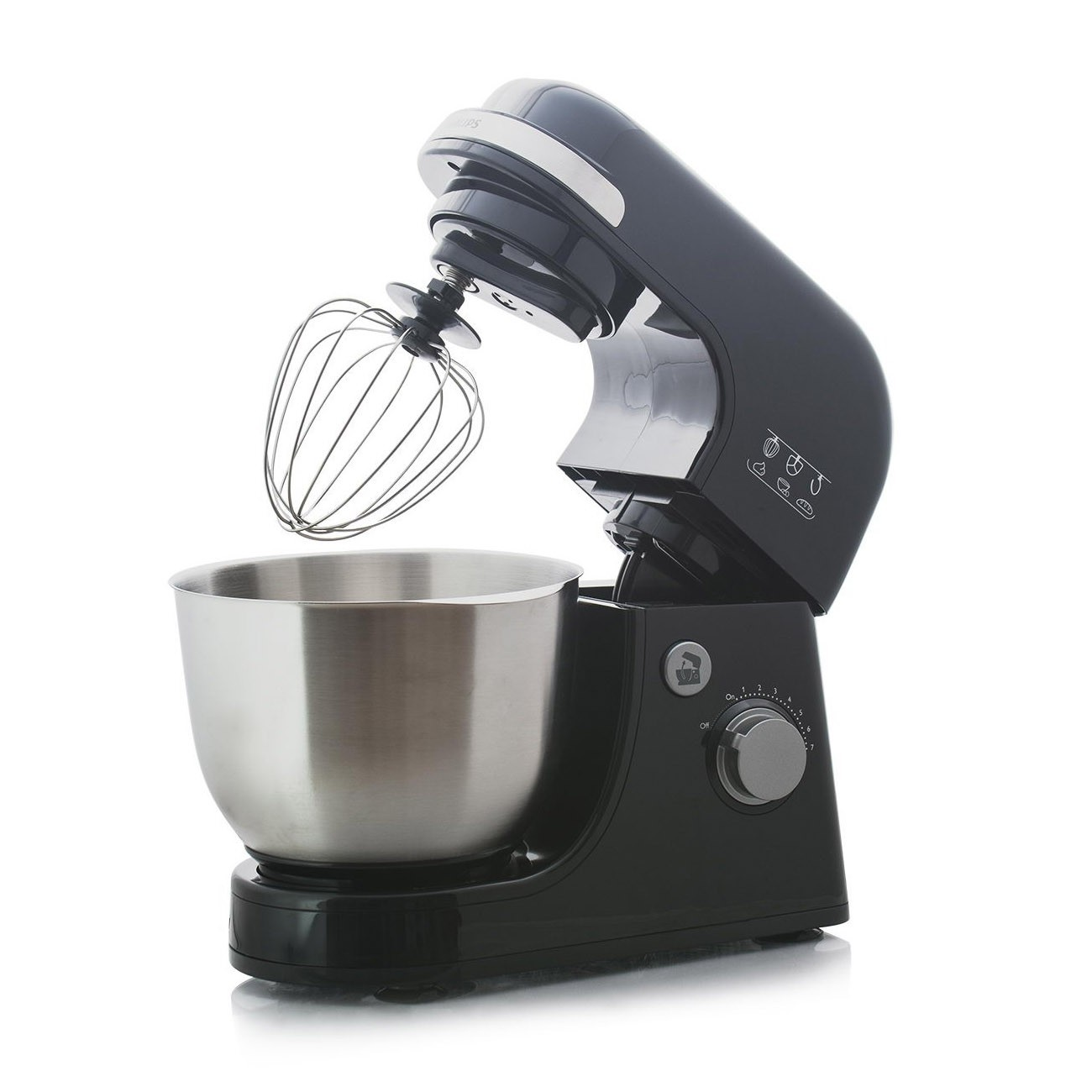 Cấu tạo máy đánh trứng để bàn