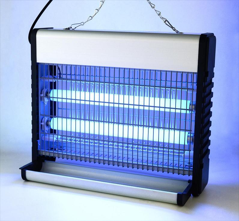 sử dụng đèn bắt muỗi hiệu quả nhất
