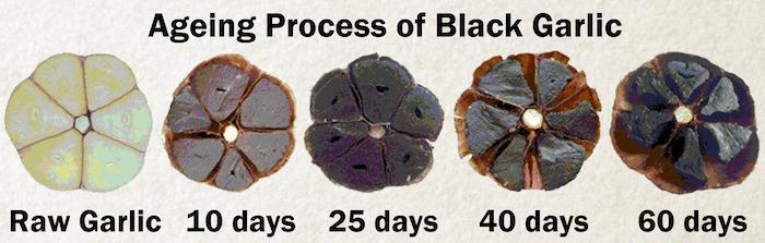 quy trình làm tỏi đen