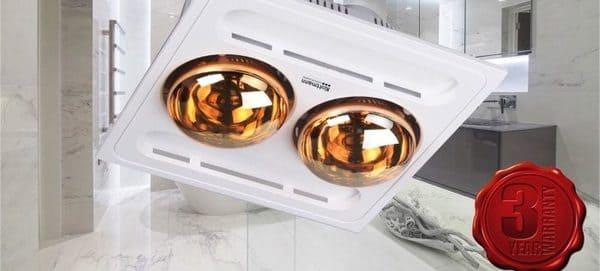Đèn sưởi phòng tắm K9-S