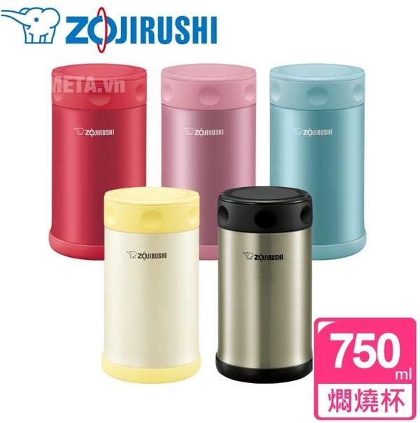 Hộp đựng thực phẩm giữ nhiệt Zojirushi SW-FCE75