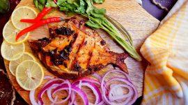 Cách nướng cá bằng nồi chiên không dầu