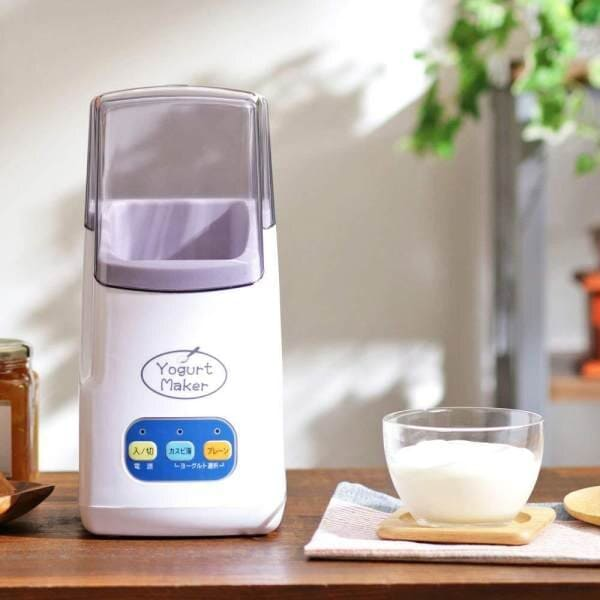 Cách làm sữa chua bằng máy Yogurt Maker
