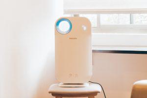 Máy lọc không khí kháng khuẩn Philips AC4558